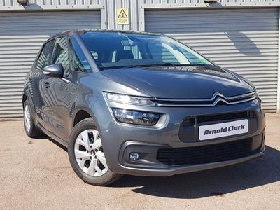 used Citroën C4 Picasso 1.6 BlueHDi Touch Edition 5dr
