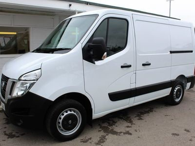 used Nissan NV400 L1 H1 SE 110ps with Air Con - Eu6 - No VAT, 2017 (17)