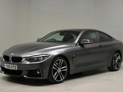used BMW 430  4 Series i M Sport 2dr Auto [Professional Media] M SPORT PLUS PACK - HARMAN/KARDO