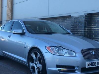 used Jaguar XF 4.2 V8 Supercharged SV8 Saloon 4dr Petrol Automatic (299 g/km, 410 bhp)