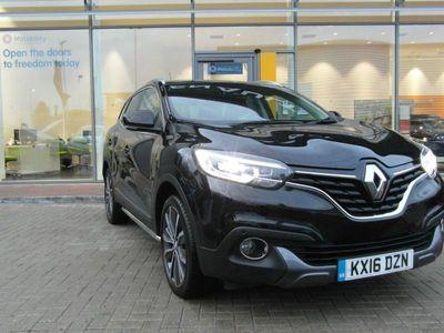 used Renault Kadjar 1.6 Dci Signature Nav 5Dr