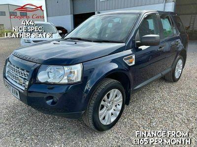 used Land Rover Freelander 2 2.2 TD4 HSE 5dr