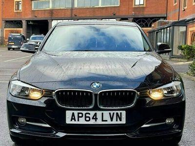 used BMW 318 3-Series Saloon d Sport 4d