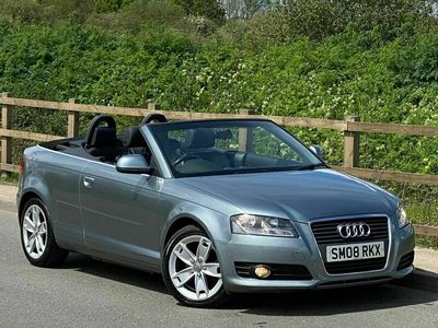 used Audi A3 Cabriolet 1.8 TFSI Sport S Tronic 2dr