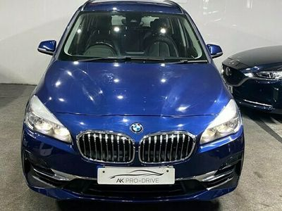 used BMW 218 2-Series Gran Tourer i Luxury (04/2018 on) 5d