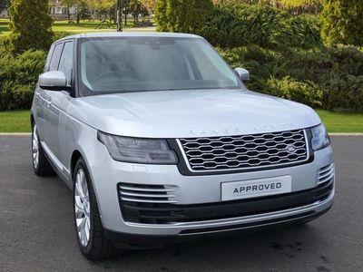 used Land Rover Range Rover 3.0 Sdv6 Vogue Se 4Dr Auto