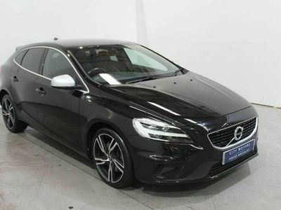 used Volvo V40 D4 [190] R DESIGN Pro 5dr Geartronic
