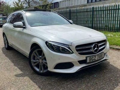 used Mercedes C350e C Class 2.06.4kWh Sport (Premium) G-Tronic+ (s/s) 5dr 18in Alloy