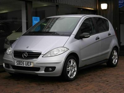 used Mercedes A150 A Class 1.5Classic 5dr
