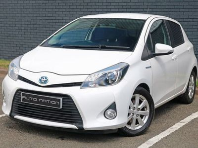used Toyota Yaris 1.5 VVT-h Icon+ 5dr