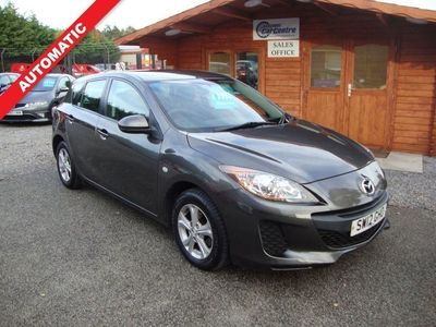 used Mazda 3 1.6 TS 5d 103 BHP Only 20,000 miles