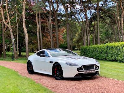 used Aston Martin Vantage 6.0 V12S Sportshift