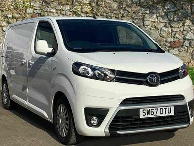 used Toyota Verso Proace1.6D 115 Comfort Van