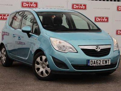 used Vauxhall Meriva 1.7 CDTi 16V [130] Exclusiv 5dr