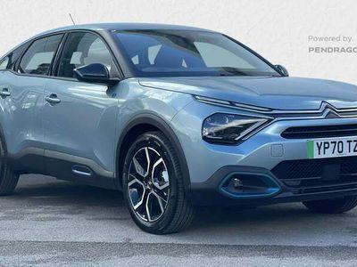 used Citroën C4 100kW Sense Plus 50kWh 5dr Auto