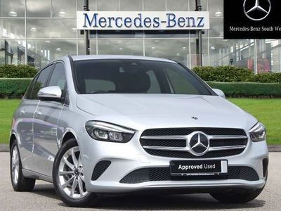 used Mercedes B180 B Class 1.3Sport 7G-DCT (s/s) 5dr