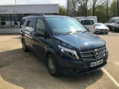 used Mercedes Vito 116CDI Premium Crew Van 9G-Tronic