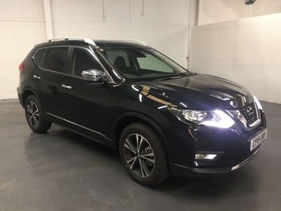 used Nissan X-Trail 1.7 dCi N-Connecta (s/s) 5dr