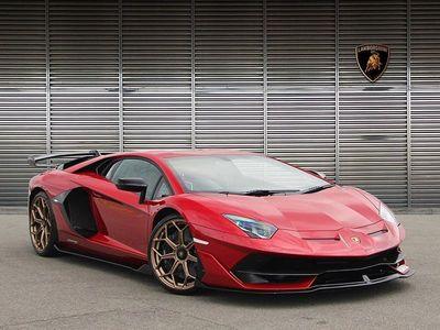 used Lamborghini Aventador LP 770-4 SVJ 2dr ISR