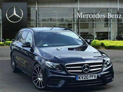 used Mercedes E300 E ClassAMG Line Night Ed Prem + 5dr 9G-Tronic 2.0