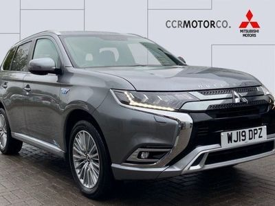 used Mitsubishi Outlander 2.4h TwinMotor 13.8kWh 4h CVT 4WD (s/s) 5dr