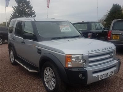 used Land Rover Discovery 2.7 Td V6 SE 5dr Auto
