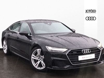 used Audi A7 Sportback 50 TDI Quattro S Line 5dr Tip Auto diesel