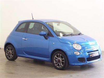 used Fiat 500S
