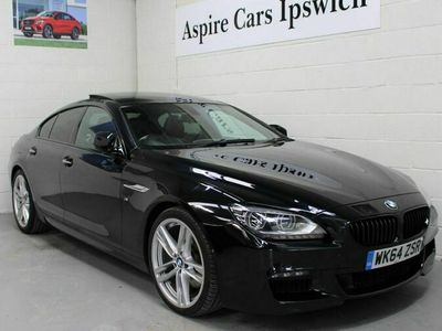 used BMW 640 6 Series Gran Coupe 3.0 i M Sport Gran Coupe 4dr