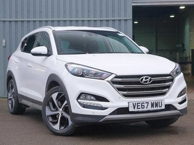 used Hyundai Tucson 1.6 T-GDi Sport Edition (2WD) 5 Door