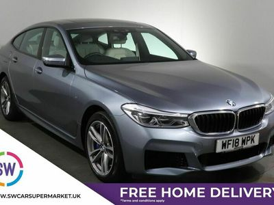 used BMW 640 6 Series I XDRIVE M SPORT 3.0 5dr