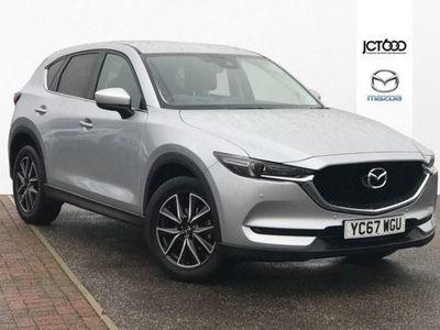 used Mazda CX-5 D SPORT NAV Estate 2018