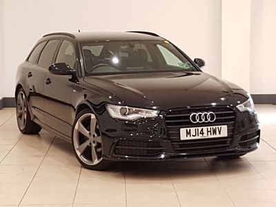 used Audi A6 3.0 TDI Black Edition 5dr Multitronic
