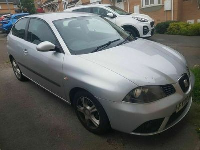 used Seat Ibiza 1.2 12v Reference Sport 3dr