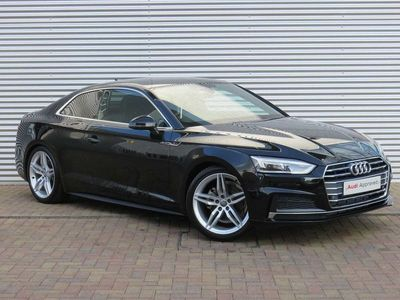 used Audi A5 40 Tfsi S Line 2Dr S Tronic