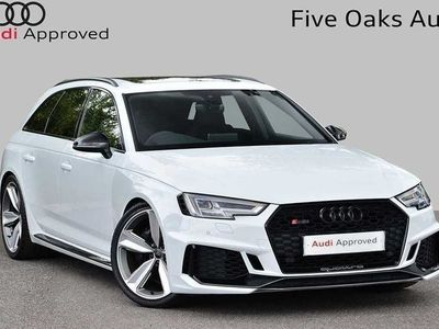 used Audi RS4 Avant Sport Edition 450 PS tiptronic ~