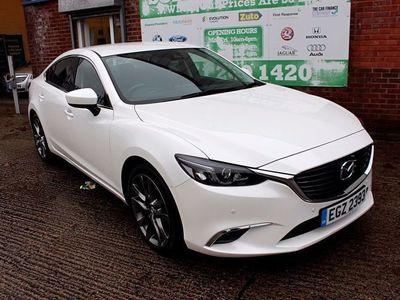 used Mazda 6 2.2 D SPORT 4d 148 BHP