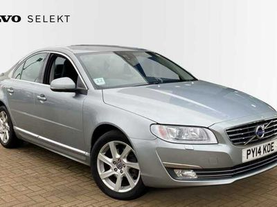 used Volvo S80 D4G SE Lux (Winter Pack) 2.0 4dr