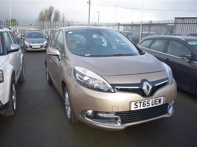 used Renault Scénic 1.5 dCi Dynamique Nav 5dr