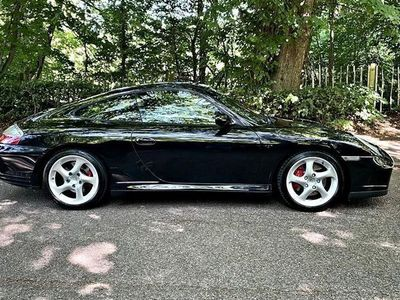 used Porsche 911 Carrera 4 996 TIPTRONIC S HARTECHS OWN CAR SIMPLY THE BEST AVAILABLE 2003