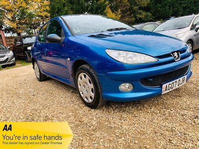 used Peugeot 206 LOOK 1.4 5dr