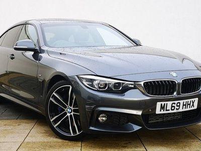 used BMW 430 4 Series D M Sport 5Dr Auto [Professional Media]