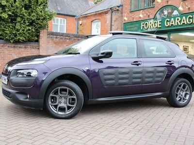 used Citroën C4 Cactus 1.6 BlueHDi Feel 5dr