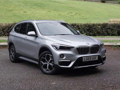 used BMW X1 sDrive18i xLine
