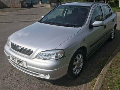 used Vauxhall Astra 1.6 i Club 5dr (a/c)
