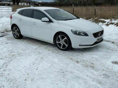 used Volvo V40 1.6 D2 SE Lux Nav 5dr