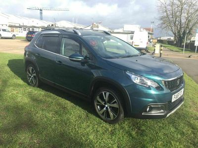 used Peugeot 2008 1.5 BlueHDi Allure (s/s) 5dr