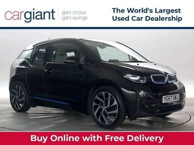 used BMW i3 33kWh Auto (s/s) 5dr Range Extender