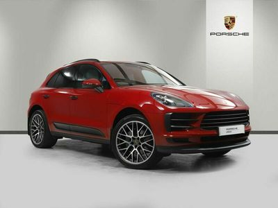 used Porsche Macan S 5dr PDK 3.0