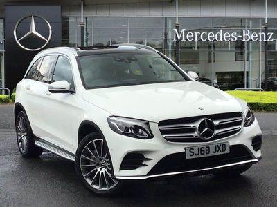 used Mercedes E250 GLC d 4Matic AMG Line Premium 5dr 9G-Tronic 2.2